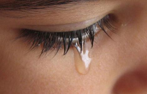 Plač, slzy a vitamín C